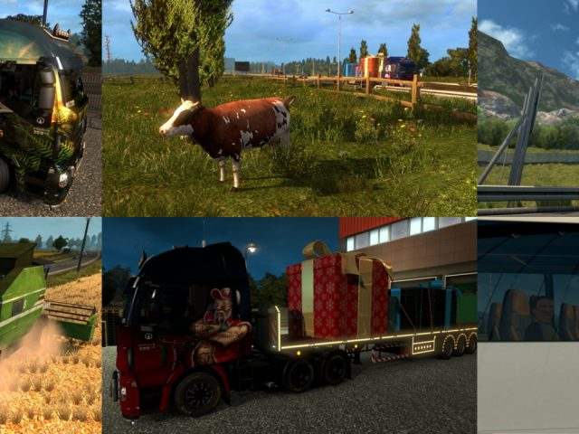 Euro Truck Simulator 2 - Header